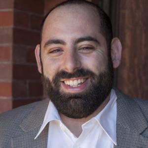 Mike Grossman Headshot