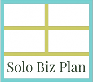 SoloBizPlan Logo