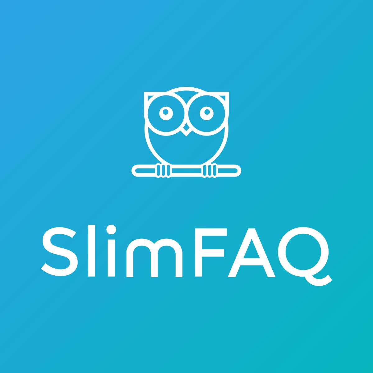 SlimFAQ
